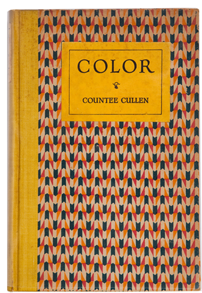 Color. Countee Cullen.