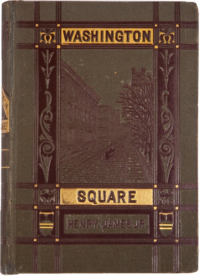 Washington Square. Henry James.