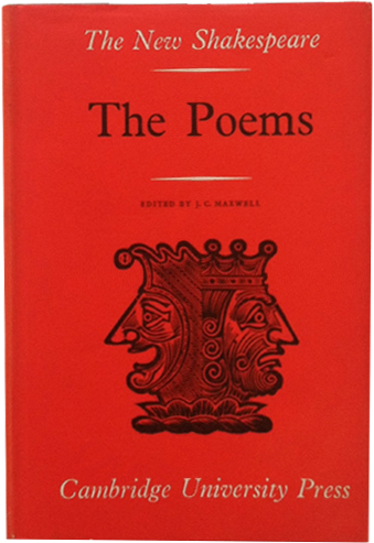 The Poems. William Shakespeare.