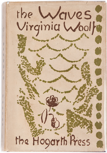 The Waves. Virginia Woolf.