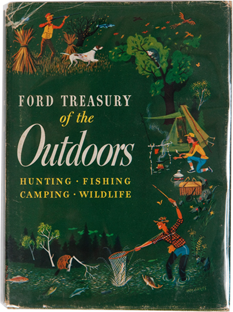 Ford Treasury of the Outdoors. Ford Motor Company.