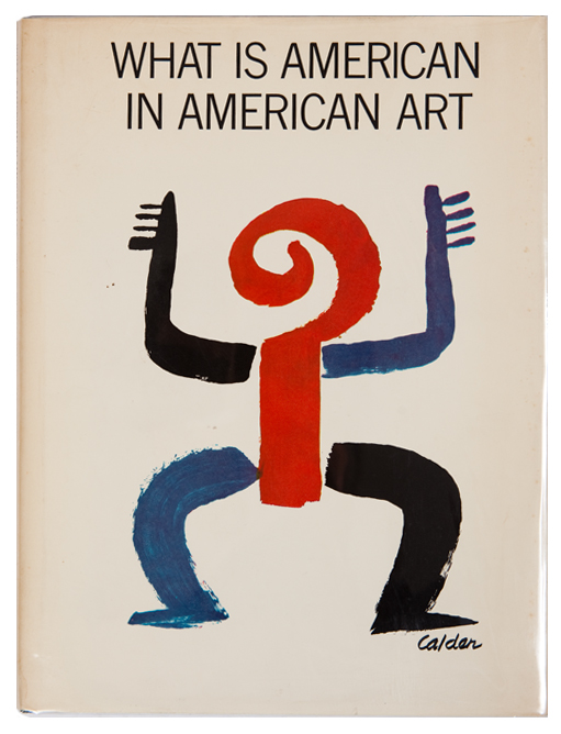 What Is American In American Art. Jean Lipman, Ben Shahn.