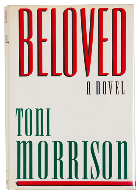 Beloved. Toni Morrison.