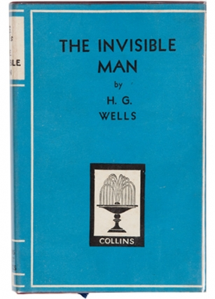 The Invisible Man. H. G. Wells