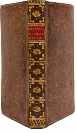 Mr. Johnson's Preface to his Edition of Shakespear's Plays. Bound with: An Essay on the Writings...
