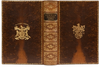 The Pickwick Papers. Charles Dickens